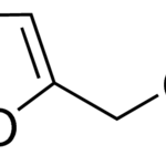 Structure of furfuryl alcohol CAS 98-00-0