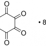 Structure of Hexaketocyclohexane octahydrate CAS 527-31-1