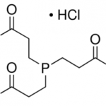 Structure of TCEP HCL CAS 51805-45-9
