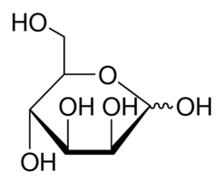 Structure of D-(+)-Mannose CAS 3458-28-4